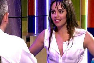Cristina Pedroche rechaza el 'erótico' reto de Irene Junquera