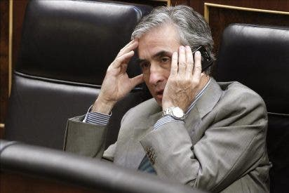 Jáuregui hunde al PSOE: disculpa la condena por maltrato de Eguiguren