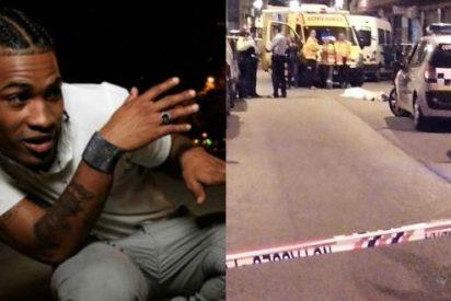 Los vídeos tras el asesinato del rapero Monkey Black en Barcelona nos dejan mudos