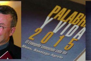 """Santiago Agrelo, comentarista del """"Palabra y Vida 2015"""""""