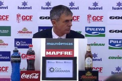 Alcaraz decide abandonar el banquillo nazarí