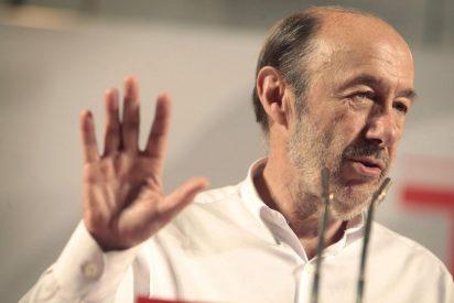 Rubalcaba tira la toalla y convoca un congreso extraordinario para elegir nuevo líder del PSOE en julio de 2014
