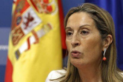 """Pastor atiza a Zapatero: """"Los sobrecostes en obra pública durante su gobierno llegaron a 8.000 millones"""""""