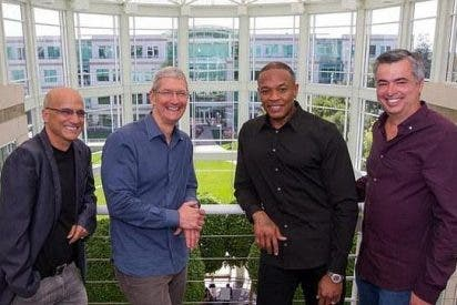 Apple da el golpe y compra los servicios y productos de Beats por 3.000 millones de dólares