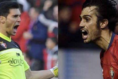 El Sevilla ofrece acomodo a dos jugadores de Osasuna