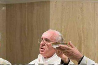 """El Papa agradece a Vallejo Balda su """"profesionalidad"""" frente a """"tantos desafíos y malentendidos"""""""
