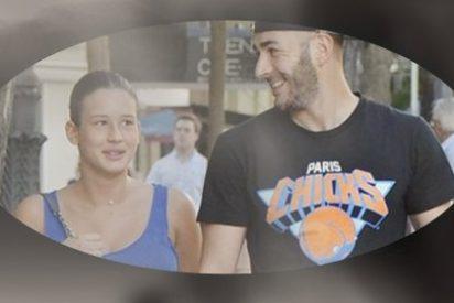 Benzema ya ha elegido entre su novia y su amante periodista