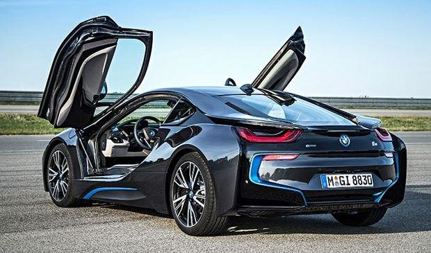 BMW i8, máxima tecnología desde 129.900 euros
