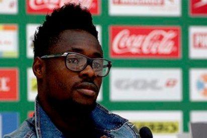 Se quieren llevar a Boakye a la Serie A