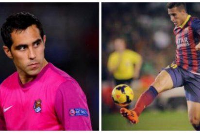 El Barça quiera cambiar Bravo por Tello