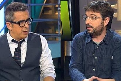 Jordi Évole se envuelve en la senyera y se posiciona a favor del referéndum independentista en Cataluña