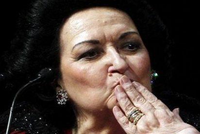 El juez acude a casa de Caballé para interrogarla por presunto fraude