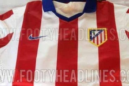 Así será la nueva camiseta del Atlético de Madrid para la próxima temporada