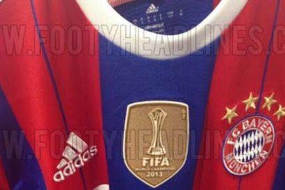 Así serán las nuevas equipaciones del Bayern