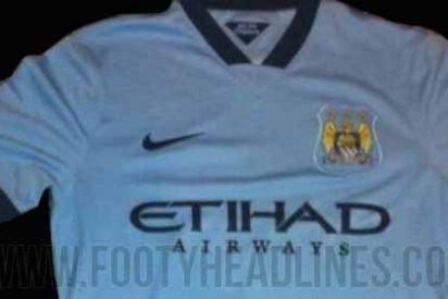 Así vestirá el City la próxima temporada
