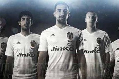 El Valencia ya tiene el diseño de su primera camiseta Adidas
