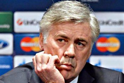 """Carlo Ancelotti: """"Cristiano Ronaldo no juega porque no está al cien por cien"""""""