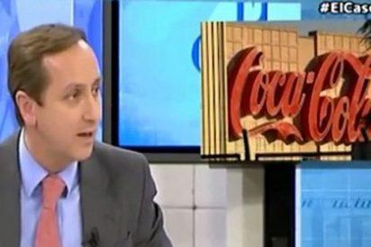 """Carlos Cuesta: """"Coca-Cola está pringada en esto y o estás con los buenos o estás con los malos"""""""