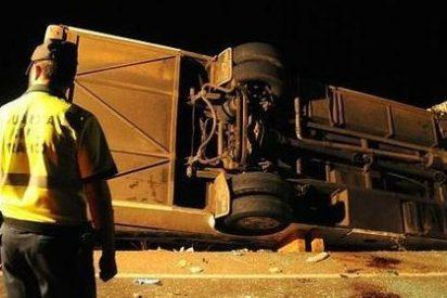 Contradicciones en el relato del conductor del microbús del accidente de Castuera