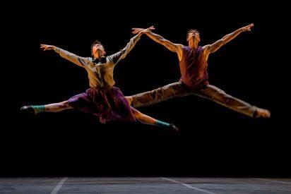 De menos a más en la danza nacional