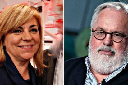 La desdicha de Valenciano: su única baza está en los votantes del PP