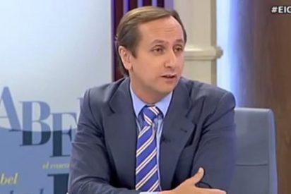 """Carlos Cuesta: """"Que gente como Pablo Iglesias sea la que hereda el voto es como para hacer la maleta y salir corriendo"""""""