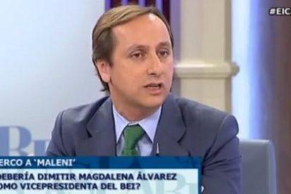 """Carlos Cuesta: """"Donde ha estado Maleni ha aparecido corrupción"""""""