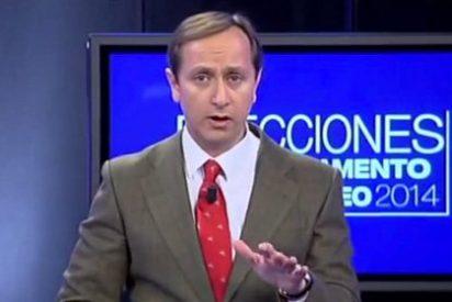 """Carlos Cuesta culpa al PSOE del ascenso de Pablo Iglesias: """"Los distintos monstruos que ha creado le han comido, ¡enhorabuena!"""""""