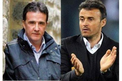 """Tras ser elegido por el Barça, De la Morena recula con Luis Enrique: """"No haré vaticinios. Los periodistas no estamos para recomendar entrenadores"""""""