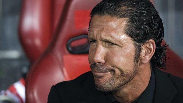 """Lo que ahora piensa Simeone sobre Diego Costa: """"Se ha cargado mi confianza, es un inconsciente"""""""