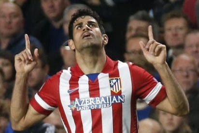El Atlético de Madrid tiene pólvora a falta de Diego Costa