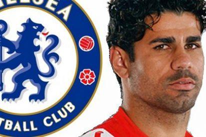 Mourinho habla del fichaje de Diego Costa