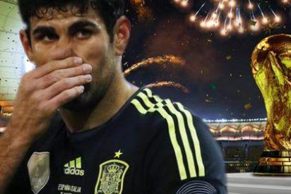 Del Bosque lleva a Diego Costa