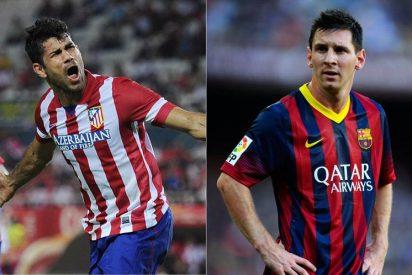 Diego Costa se reincorpora al grupo y fuerza para estar en el partido final contra el Barça