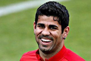 ¿Llevará Vicente del Bosque a Diego Costa al Mundial de Brasil?