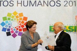 Rousseff lamenta la muerte del obispo Balduíno