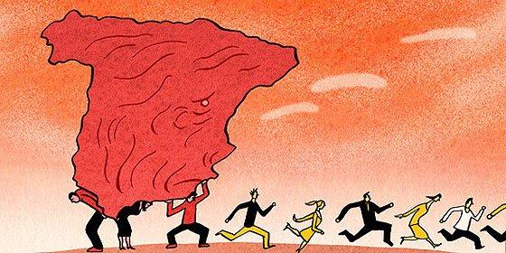 ¡Cerca de 1,3 millones de personas llevan en España más de 3 años sin poder trabajar!