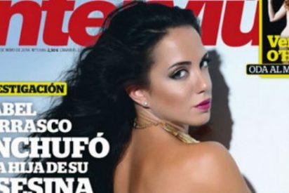"""Samira ('MyHyV') se desnuda en 'Interviú' para poner a parir al hijo de Ortega Cano: """"Tuve miedo de él"""""""