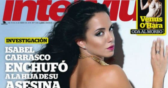 Samira Myhyv Se Desnuda En Interviú Para Poner A Parir Al Hijo