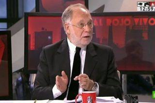 "Otro 'progre' con carnet para insultar: Ekaizer llama ""gilipollas"" a Cañete"