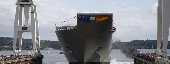 El presidente Núñez Feijoo logra por fin que llegue 'carga de trabajo' a los astilleros