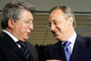 Malestar en las directivas de Real Madrid y Atlético por la cena oficial de la UEFA