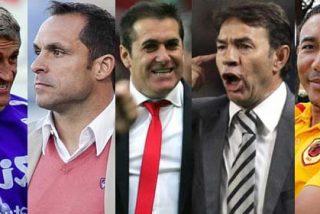 Los cinco candidatos que maneja el Betis para su banquillo