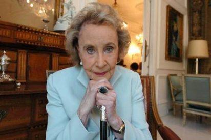 Muere la escritora barcelonesa Mercedes Salisachs a los 97 años de edad