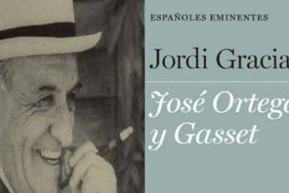 Jordi Gracia narra la batalla de Ortega contra todos y la de Ortega contra sí mismo
