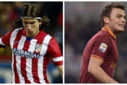El Atlético podría cambiar Filipe por Ljajic