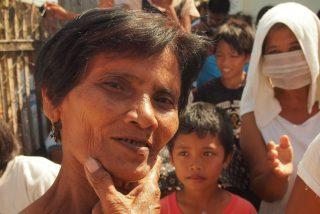 Cáritas lanza un plan para Filipinas