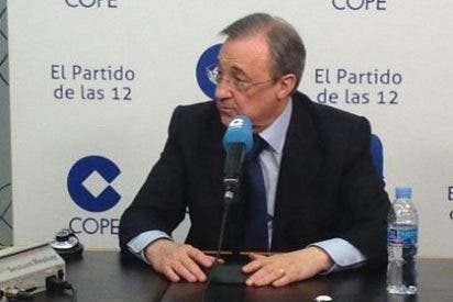 """Florentino Pérez: """"Mourinho me ha felicitado por mensaje"""""""