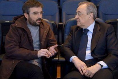 """Jordi Évole: """"Mi peor momento profesional, cuando Florentino me regaló la camiseta del Real Madrid"""""""