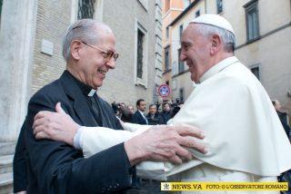 Adolfo Nicolás renunciará en 2016 como general de la Compañía de Jesús
